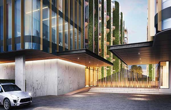 Ashton-Residence-41-Bangkok-condo-for-sale-entrance